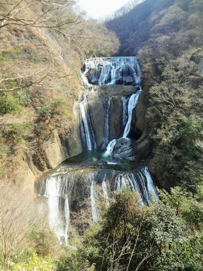 日本三名瀑・袋田の滝と偕楽園の梅まつり