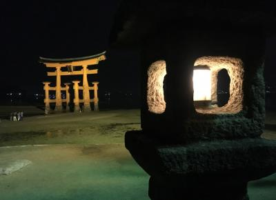 おいしい広島満喫 Stay in Miyajima island & enjoying cuisines of Hiroshima