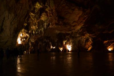 GWにクロアチア・スロヴェニア弾丸旅行 その5 ポストイナで洞窟探検を大満喫