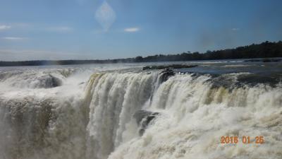 2回目の南米 その5 イグアスの滝編