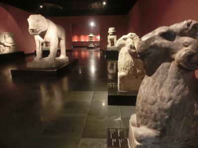 中国 西安 秦始皇帝と長安散歩(6)碑林博物館