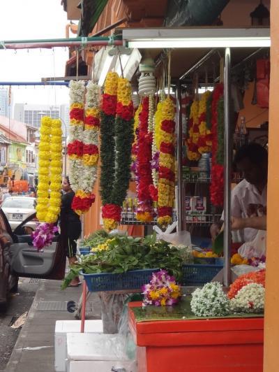 暮らすように過ごしてみたシンガポール ⑦ リトルインディア