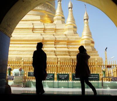 優柔不断・ミャンマーの旅 10