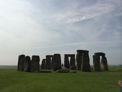 イギリス:UK2014-Wiltshire(ウィルトシャー州)~ドイツでの結婚式からハネムーンイギリスへ⑩ セントマイケルズレイラインの旅-5 ストーンヘンジ(Stonehenge)~
