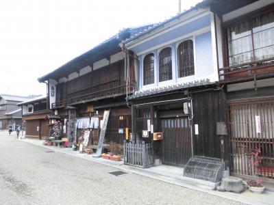 江戸時代の旅人になって(関宿)