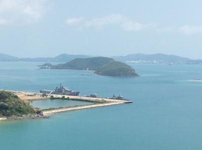 タイ専科⑱  バンセンビーチ  サタヒップ