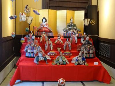 「おひなさまとつるし飾り展 」      鎌倉