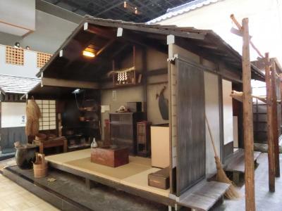 深川江戸資料館 (生活再現展示)