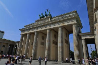 2014年7月 中欧4ヵ国とドイツをめぐる鉄道の旅 (13) ベルリン・帰国編