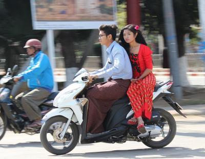 優柔不断・ミャンマーの旅 12