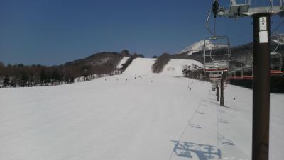 20160305 意外と広い 猪苗代スキー場
