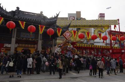 長崎旅行 1-3 新地中華街のランタンと出島ワーフに感動