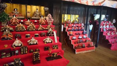 鞆の浦町並ひなまつりと、阿伏兎観音と、おいしい食と♪菜の花も