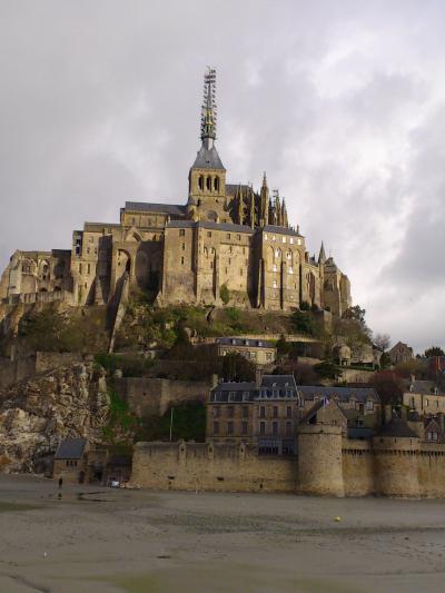 世界遺産 フランス モンサンミッシェル