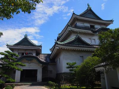 和歌山旅行 その1  和歌山城・アドベンチャーワールド・熊野本宮大社
