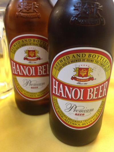 お仕事ですが、初めてハノイに行きました。