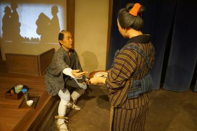 四日市から伊勢・熊野の世界遺産旅(一・二日目)~光化学スモッグで知られた四日市は、かつての東海道の宿場町。微かな歴史の名残を求めての街歩きです~