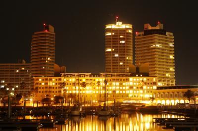 資生堂「長命草」特別コースのディナーを食しに和歌山マリーナシティホテルに宿泊