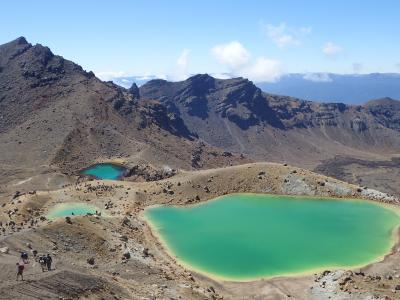 行き当たりばったりニュージーランド北島一人旅 トンガリロ編