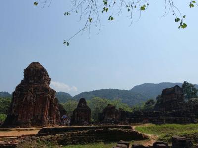 中部ベトナム、ホイアン・フエを巡る旅② ミーソン遺跡へ