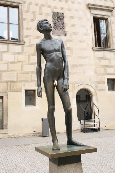 中世ヨーロッパの雰囲気が現在も残っているプラハ、街歩き(1/4)