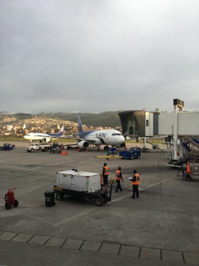 初南米ペルー、ボリビア2週間の旅。①クスコまでの長い道のり。