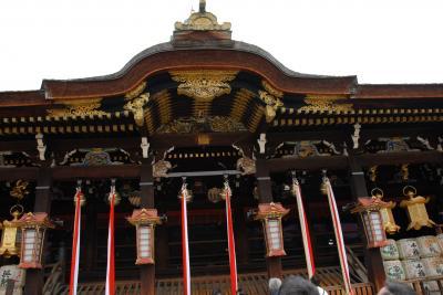 見ごろの梅を京都に求めて、そのあとなばなの里・犬山城まで