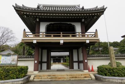 2016春、信長が築いた鷲津砦跡(2:完):2月10日(2):鷲津砦跡に隣接する長寿寺、桶狭間の戦いで焼けたお寺