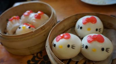 2016年2月 香港旅行3日目♪最終日はキティちゃんづくしの中華料理♪