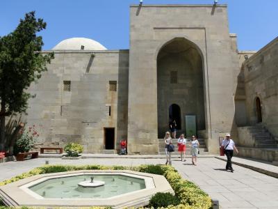シルバンシャフーン宮殿