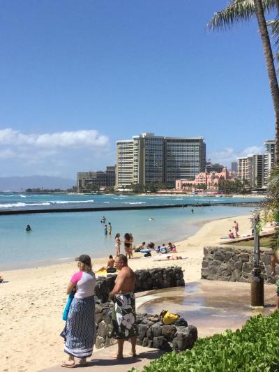 勤続30周年&結婚25周年 記念のハワイ旅行に行ってきました