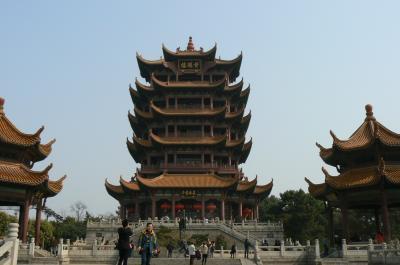 初めての中国・武漢へ 2