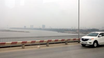 ベトナムは毎日どんより曇ってた その1 つまずきながらもハノイ入り