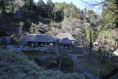 201603-02_光圀公ゆかりの西山荘へ -Seizanso (Ibaraki)