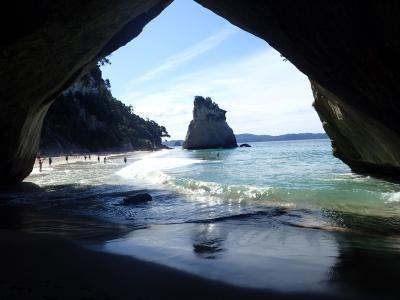 行き当たりばったりニュージーランド北島一人旅③コロマンデル半島へ