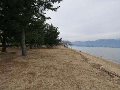 東近江~湖岸道路~琵琶湖大橋をサイクリングする。