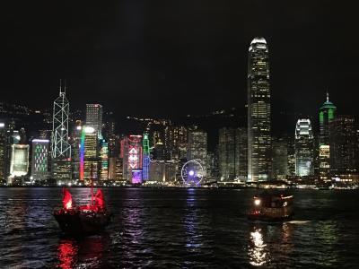レイオーバー   香港   スピード観光