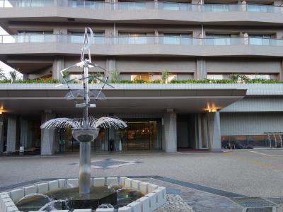 東急ハーヴェストクラブ伊東に宿泊。伊東の街中にある便利なホテルです。