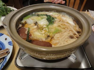 蟹&蕎麦 2016