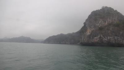 ベトナムは毎日どんより曇ってた その6 いざ、カットバ島へ!