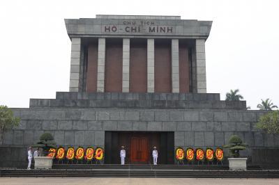 ベトナムハノイ一人旅