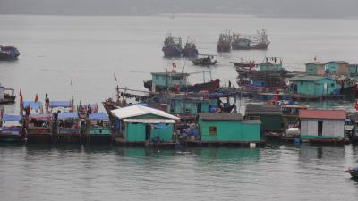 ベトナムは毎日どんより曇ってた その7 岬の先には何があるんだろう