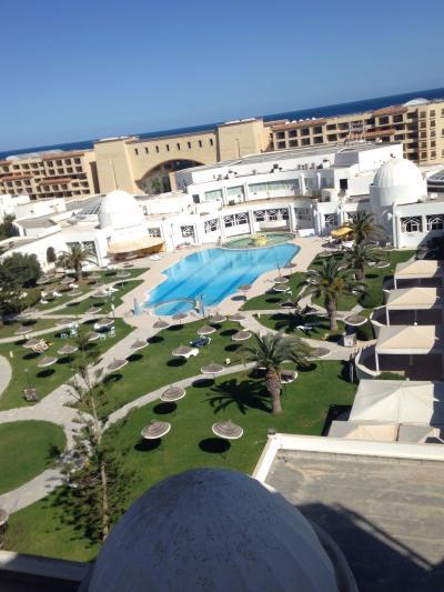 たのしいチュニジア旅行記1