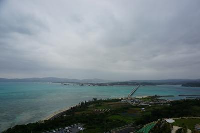 母を撮る・・・・・・2016年、母娘旅初めは沖縄へ!②~3日目、雨が降ってもいいじゃない♪北部のんびりドライブ観光~