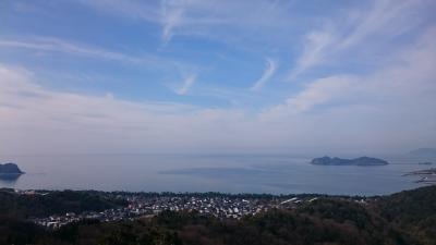 山口の旅☆2~萩の平展望台、冠山総合公園~