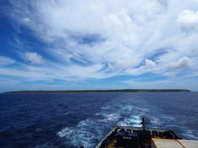 南大東島への旅 旅の終わり