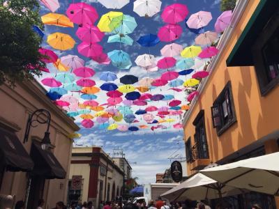 【グアダラハラ・トラケパケ】WESTIN Guadarajaraとテキーラエクスプレス前の周辺観光