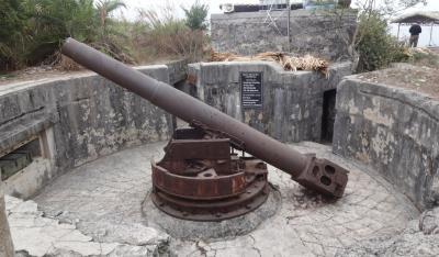 ベトナムは毎日どんより曇ってた その10 キャノンフォート
