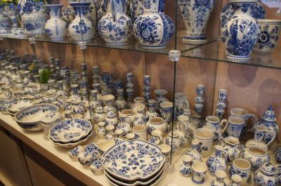 春のオランダ巡り 3 -デルフト Delft-デルフト焼の工房を訪ねる-