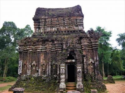 ベトナム周遊個人旅行 3 ホイアンとミーソン遺跡